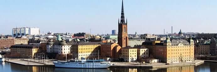 Вид на жительство в швеции