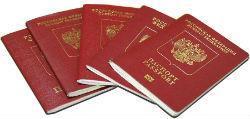 Загранпаспорт для пенсионера список документов