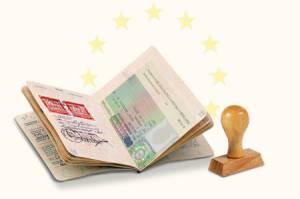 Виза для граждан евросоюза в россию