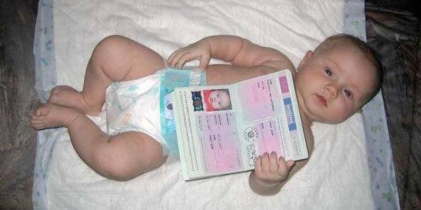 Пример заполнения заявления на загранпаспорт