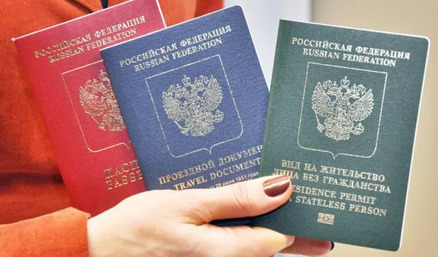 Документы для внж в россии для украинцев