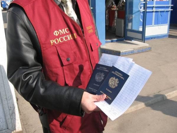 Миграционный кодекс рф