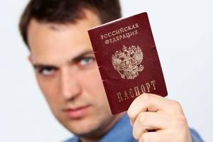 Проверить свой паспорт на действительность