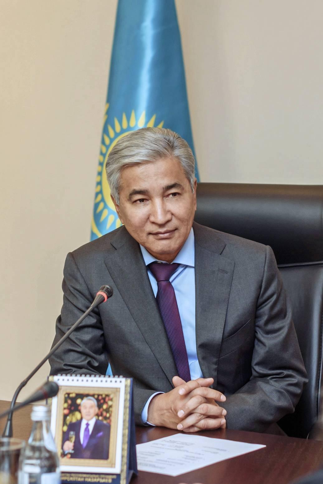 Посол казахстана в россии