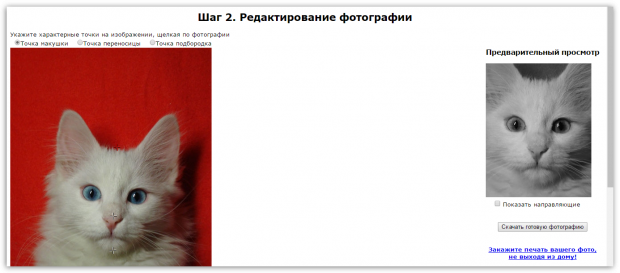 Фото 3х4 онлайн редактор