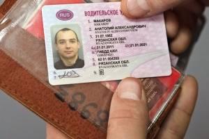 Удостоверение личности гражданина