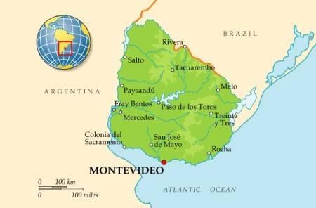 Иммиграция в уругвай