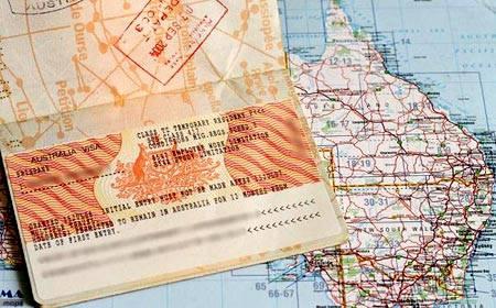 Австралия виза