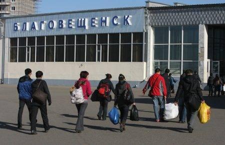 Китай без визы для россиян