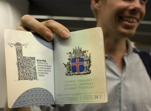 Получить гражданство исландии