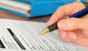 Форма 3 о регистрации по месту пребывания