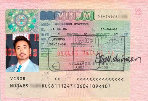Как получить визу в норвегию