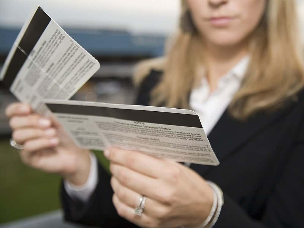 Как распечатать электронный билет