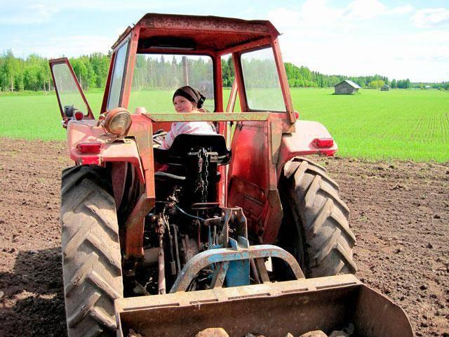Права тракториста машиниста нового образца фото