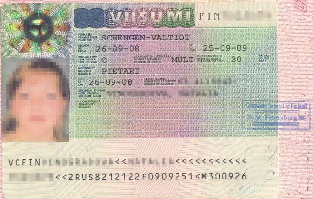 Сделать визу шенген в спб