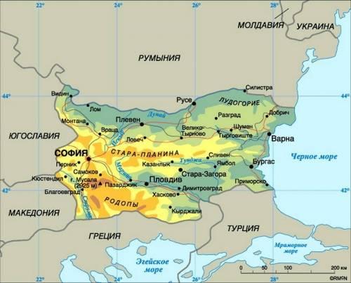 Нужна ли виза в болгарию россиянам