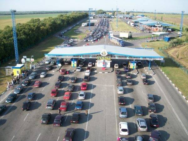Что нужно для поездки на украину