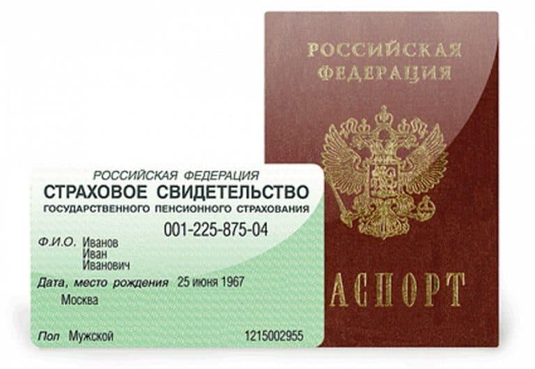 Как узнать номер снилс по паспортным данным