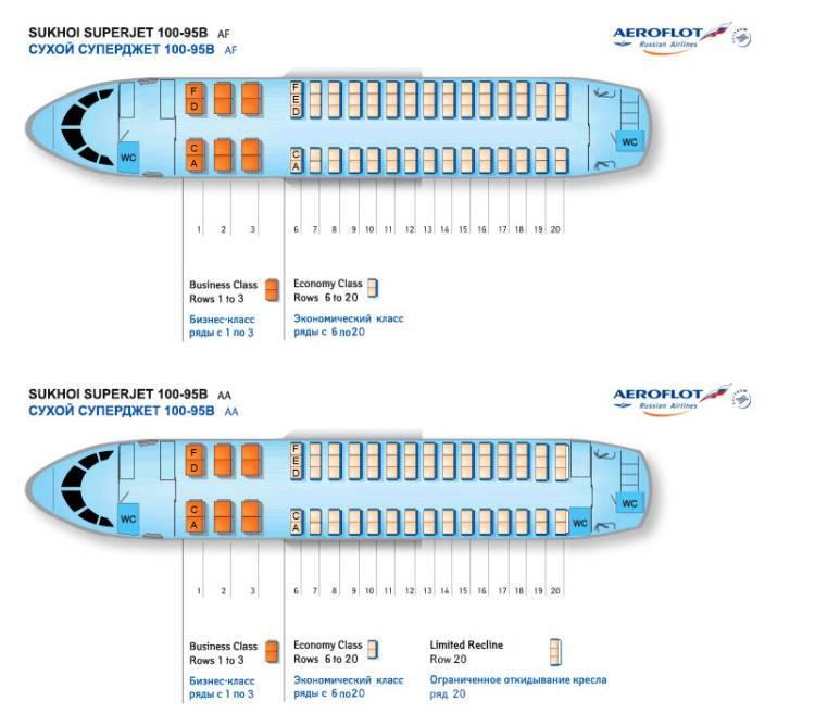 Бронировать места в самолете аэрофлот