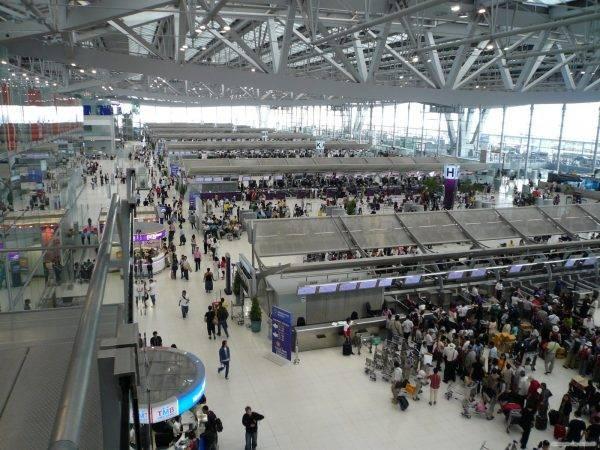 Нужен ли загранпаспорт в таиланд