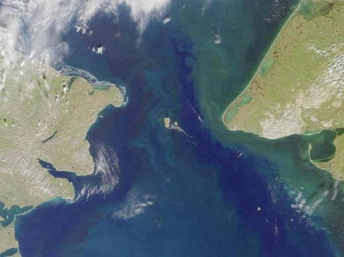 Морские границы россии с другими странами