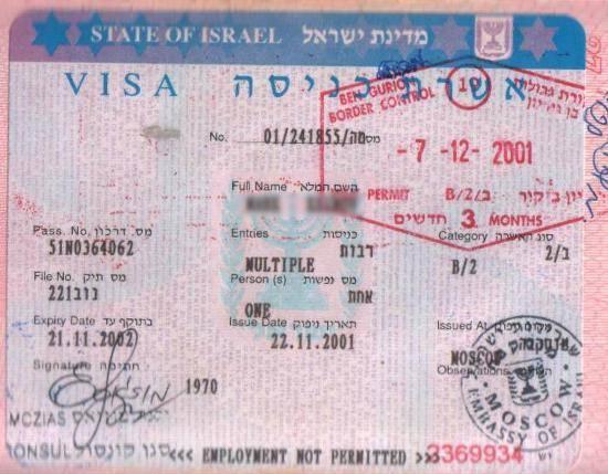 Как эмигрировать в израиль из россии