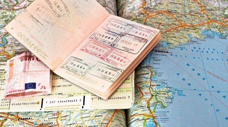 В какие страны нельзя со старым загранпаспортом