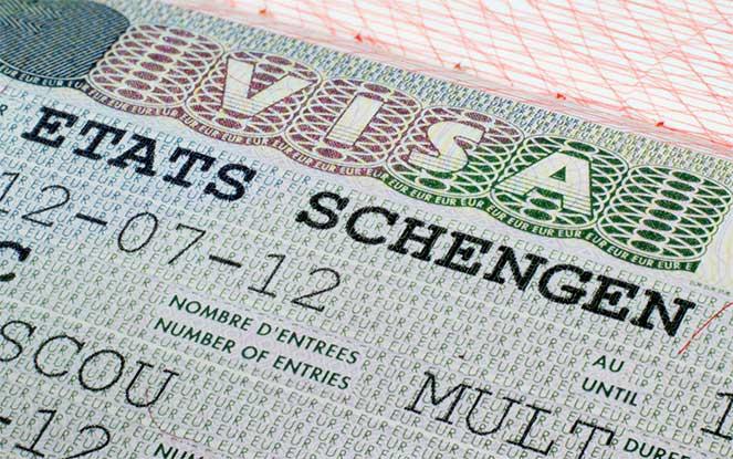 Оформить шенгенскую визу в спб