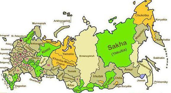 Длина границы россии