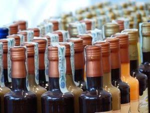 Импорт алкоголя в россию