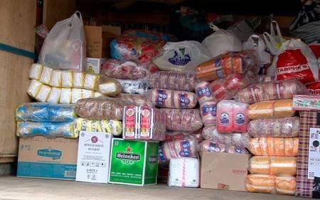 Помощь беженцам из украины в россии