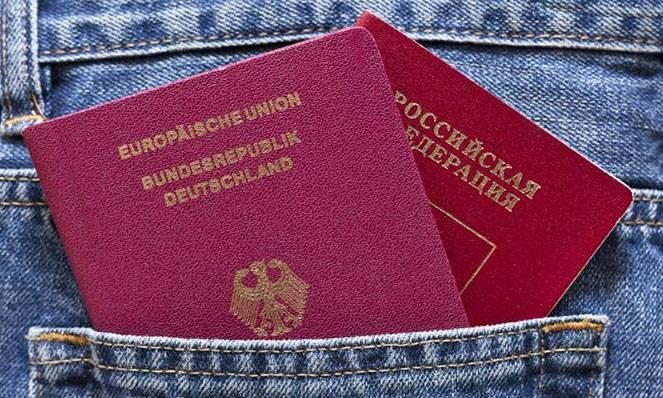 Получить гражданство германии гражданину россии