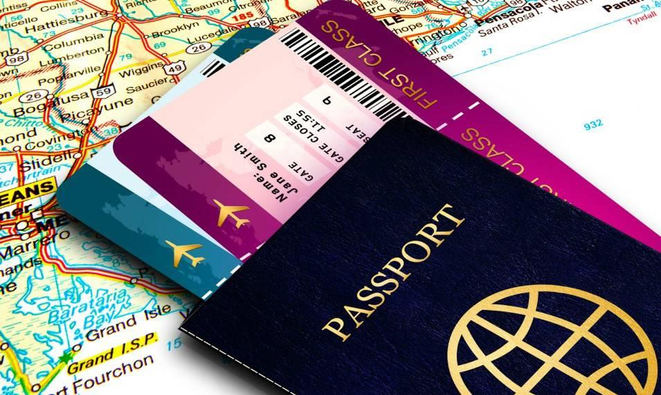 Можно ли купить билет без загранпаспорта