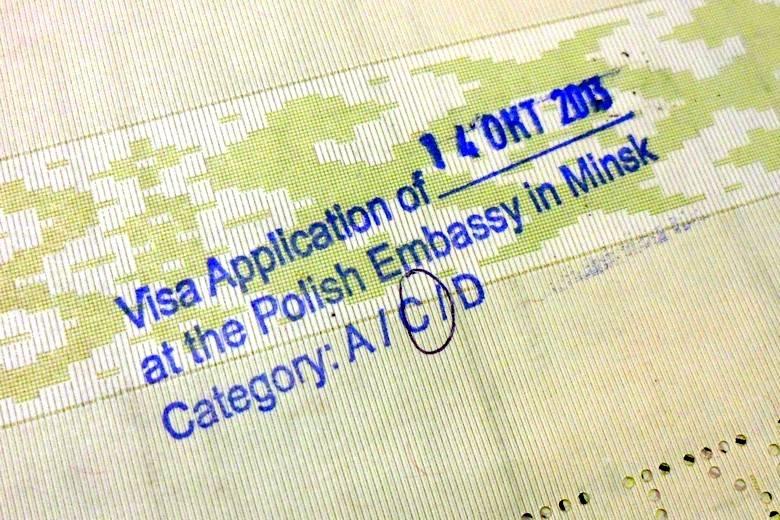 Виза для белорусов в тунис