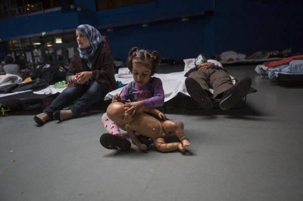 Германия и беженцы сегодня