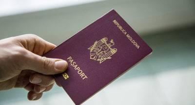 Нужна ли виза в молдавию