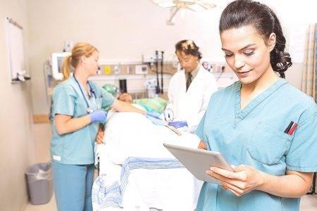 Зарплата медсестры в сша
