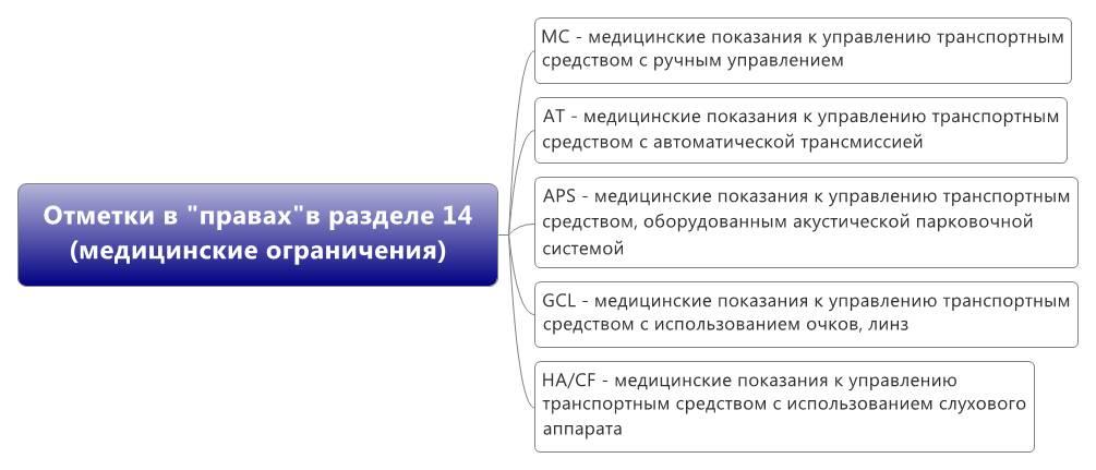 Водительское удостоверение as в 12 пункте