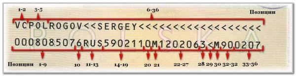 Номер визы шенген