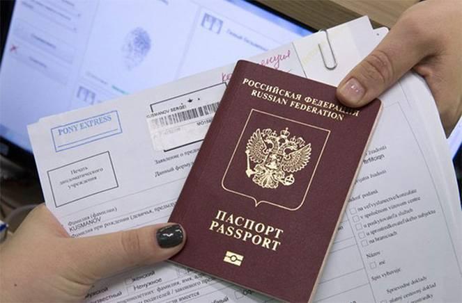 Что значит биометрический загранпаспорт