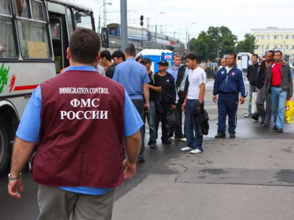 Как происходит депортация из россии