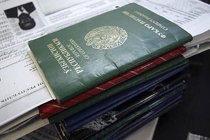 Постановка на временный учет иностранного гражданина