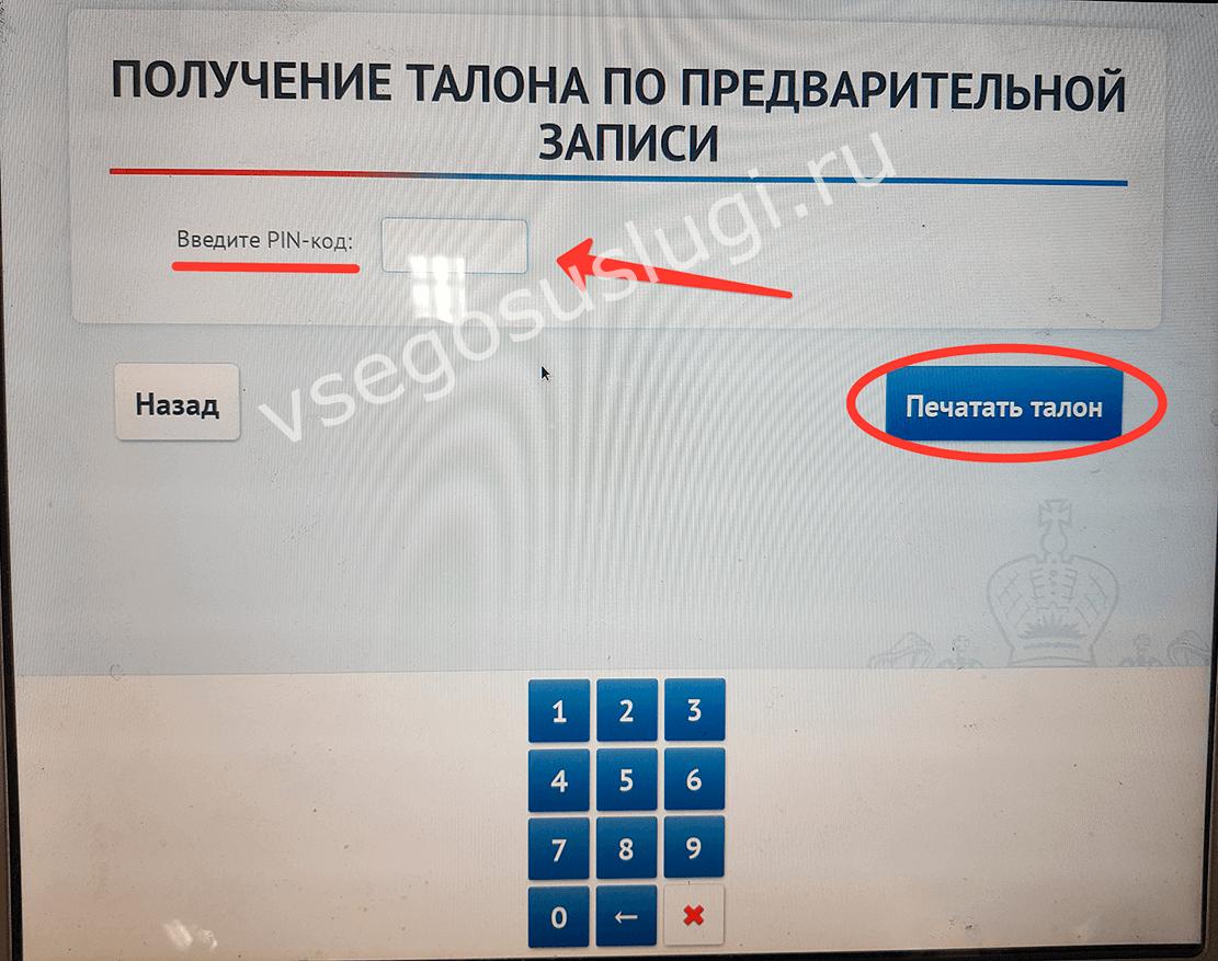 Электронный загранпаспорт