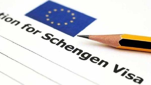 Опросник для шенгенской визы