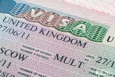Доверенность на подачу документов на визу