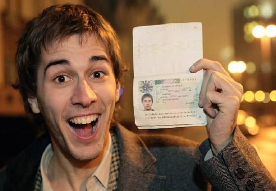 Получить визу в германию