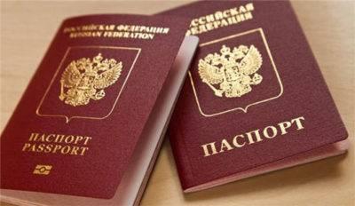 Проверить загранпаспорт