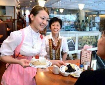 Вакансии в японии