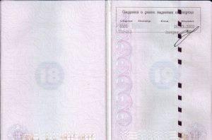 Анкета для получения шенгенской визы в германию