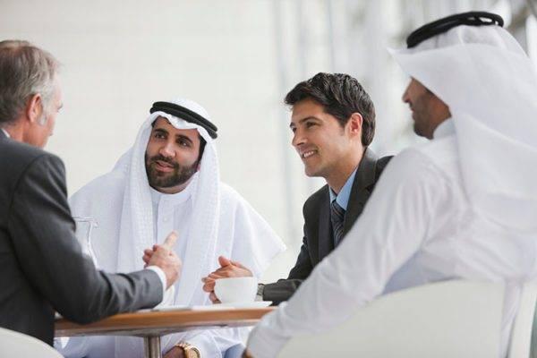 Работа в арабских эмиратах